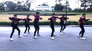 SCB Dance Company Throwback 80's&90's Dance hits (PART3)