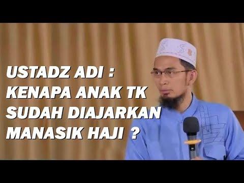 Yang mana yang Didahulukan Umroh atau Haji Dulu? - Ustadz Adi Hidayat Lc MA.