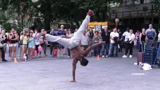 Amazing Street Performers | Talent Worth Watching | New York | Gymnastics | Stunts | Dance
