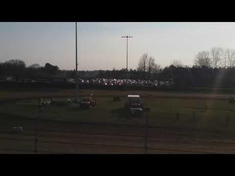 Chris Windom Qualifying  Kokomo Speedway