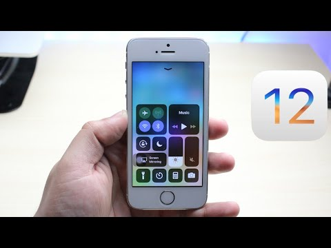 iOS 12 BETA On iPHONE 5S! (Review)