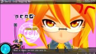 Project DIVA F 2nd English EDIT Stop Nagging Me Excellent