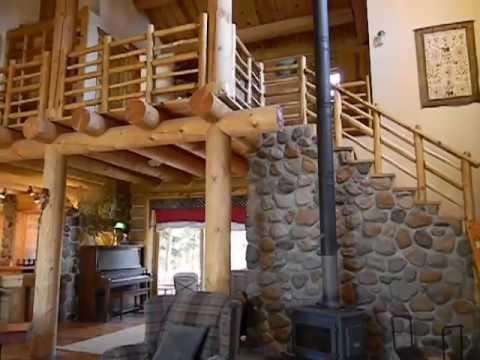 El Salto Log Home Compound - 8 Bedrooms / 6.5 Bathrooms - Premiere Properties Vacation Rentals, LLC