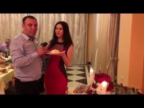 Красивая армянская помолвка 2017 / армянское обручение / Армянская пара