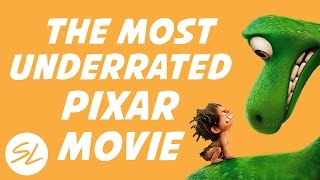The Good Dinosaur: The Most Underrated Pixar Movie