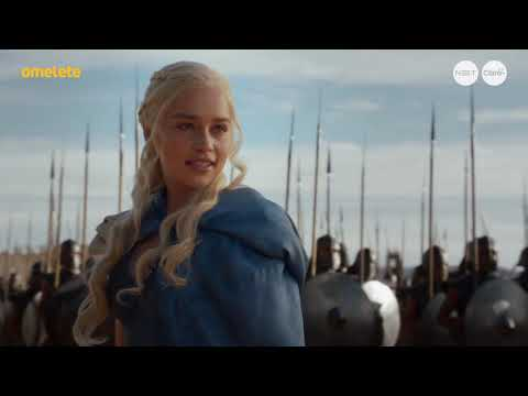 TRAILER GAME OF THRONES - O LEGADO | Especial Omelete