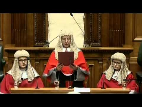 20.10.14 - Reading the Letters Patent by which the Commissioners have been appointed - Part 2