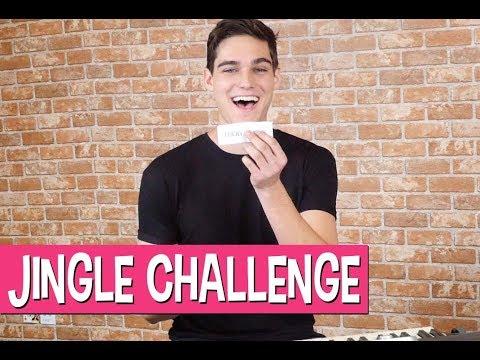 Jingle Challenge with Nick Merico!  lalaTV