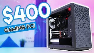 The best $400 gaming pc you can build in 2018! looking for on a budget? this has covered with 8gb of ram, an amd ryzen 5 2400g and 1080p gam...