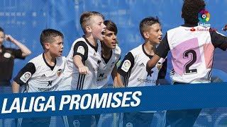 Resumen de la Fase de Grupos XXV Torneo Nacional Pamesa LaLiga Promises 2018 thumbnail