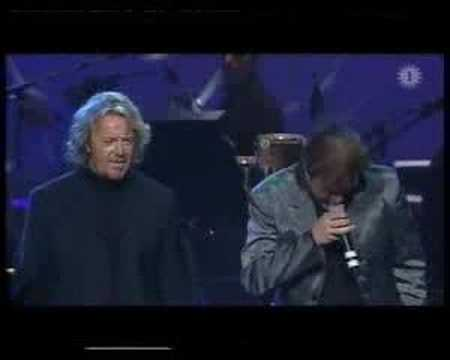 Johnny Logan & Umberto Tozzi - Gente Di Mare