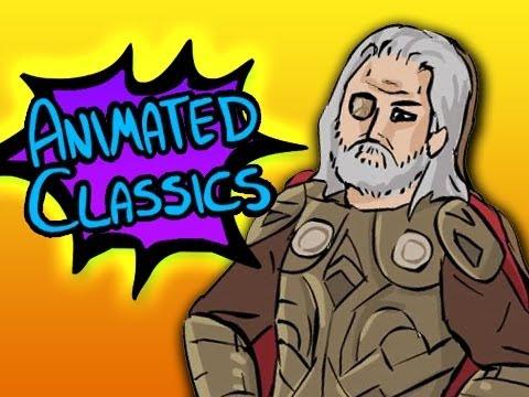 NOVA IS ODIN  - Animated Classics
