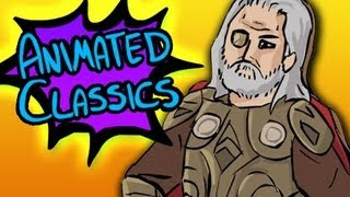 NOVA IS ODIN  - Animated Classics