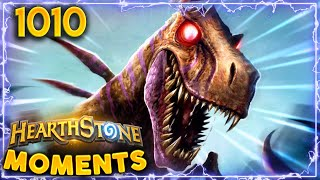 100% CHANCE OF MASSIVE DISAPPOINTMENT | Hearthstone Daily Moments Ep.1010