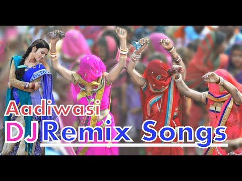 आदिवासी डीजे रिमिक्स गाना Adivasi DJ Remix Song  Adivasi Remix Song 2018 || Vijay Kanase ALL IN ONE