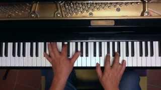 Tutorial piano y voz Te quiero (Nacha Guevara)