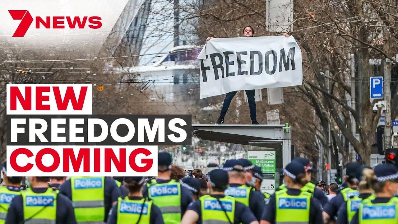 Download Australian COVID Update   New LOCKDOWN freedoms   7NEWS