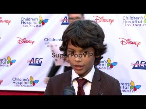 : Xolo Mariduena on being here for Children's Ho...