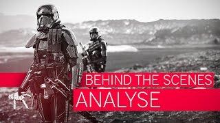 Anfang und Ende von ROGUE ONE  Video Analyse