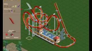 rollercoaster tycoon 2 coaster design