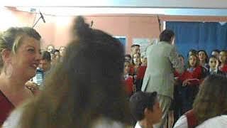 ΛΙΑΝΟΧΟΡΤΑΡΟΥΔΙΑ  -1ο ΦΕΣΤΙΒΑΛ ΧΟΡΩΔΙΩΝ ΜΑΘΗΤΙΚΩΝ ΣΧΗΜΑΤΩΝ ΠΕΙΡΑΙΑ