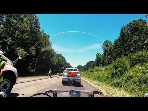 Scouting Motorcycle Ride To Troy, NC