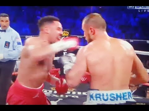 Andre Ward Knocks Out Sergey Kovalev By 8th Round TKO!