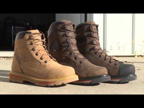 8d0eaf43aa15 Cabela's Men's Roughneck Overhaul Work Boots - YouTube