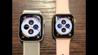 فتح صندوق ساعة ابل الإصدار الرابع Unboxing apple watch series 4