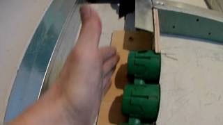 Ниша под телевизор из гипсокартона: видео-инструкция
