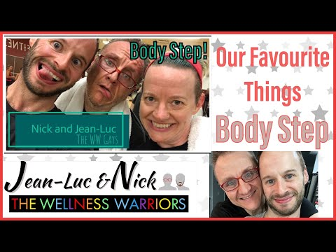 "WW Gays ""Our Favourite Things"" Video 35: Body Step"