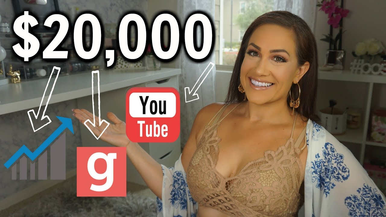 How I made $20,000 from ONE Youtube Video!! Full Pay Breakdown