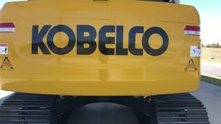 Video still for Ceremony for Kobelco's 1,000th Excavator Built In Spartanburg, S.C.