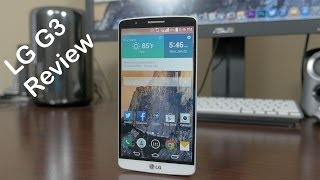LG G3 Review! (4K)