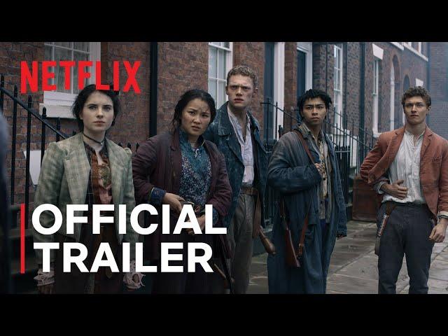 The Irregulars | Official Trailer | Netflix