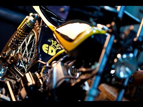 "Cafe Racer - Yamaha RXS 1982 - ""Little Hornet"""