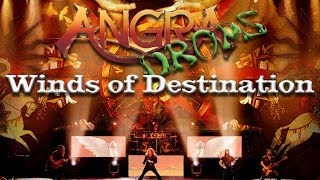 Kiko Loureiro falando sobre a música Winds of Destination - Angra Drops #7