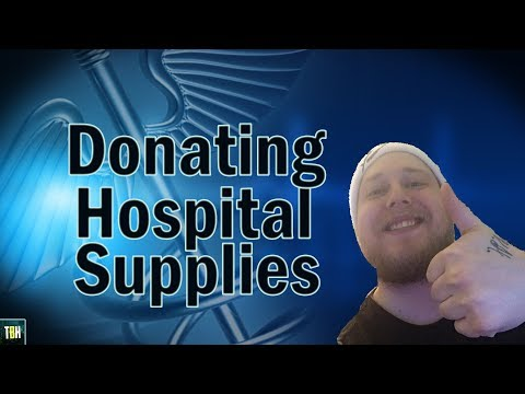 Donating Medical & Cleaning Supplies To My Local Hospital | Please Help Medical Personal (COVID-19)