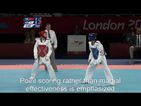 Taekwondo sucks