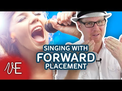 PLACE your Voice in the Mask | Sing with Forward Placement | #DrDan 🎤