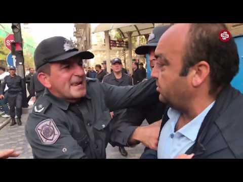 Yeni Görüntülər: Saxlananlar, Polis Zorakılığına Məruz Qalanlar