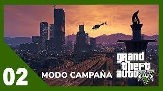 GTA V - MODO CAMPAÑA - MISIÓN EXTRA 01 - JUEGATATO
