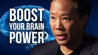 LEARN THESE HABITS TO BOOST YOUR BRAIN POWER - Jim Kwik | London Real