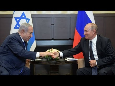 Переговоры Владимира Путина