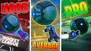 How to do EVERY Airdribble in Rocket League