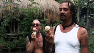 "Michael Franti & J Bowman compare Kokolato to other ""Ice Cream"""