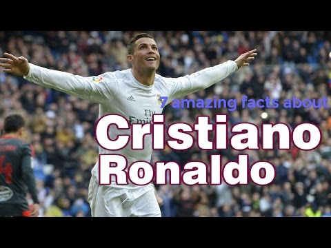 Amazing facts about Cristiano Ronaldo | Cristiano Ronaldo Legend | Story