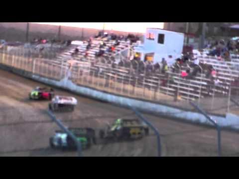 Aztec Speedway Jody Cornell Heat 1 7/11/15