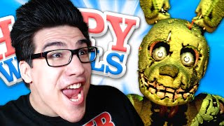 Happy Wheels - FIVE NIGHTS AT FREDDY