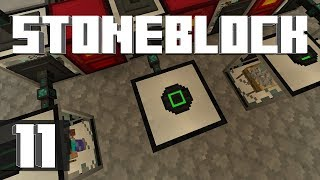 StoneBlock - Ep. 11: BEST THING EVER! (Modded Minecraft 1.12.2) | iJevin